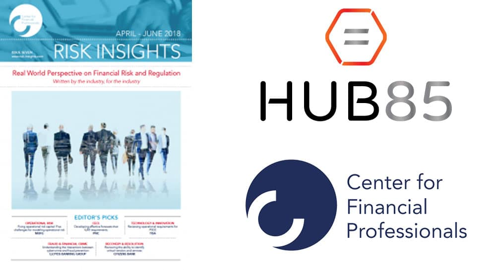 Risk Insights Magazine HUB85 Spreadsheet Risk & Governance
